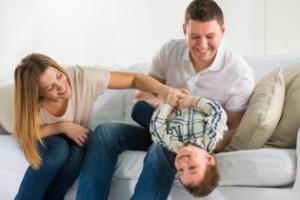 Famille et adolescent